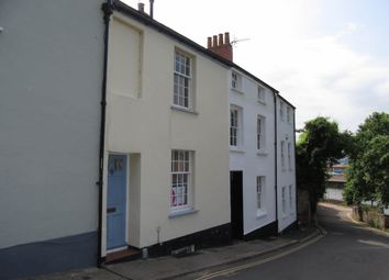 Thumbnail 2 bed terraced house to rent in Colleton Hill, St. Leonards, Exeter