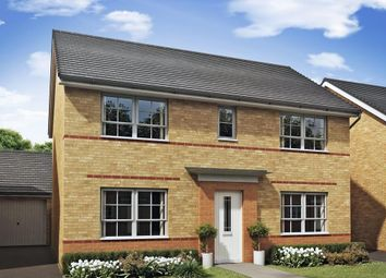 """Thumbnail 4 bed detached house for sale in """"Thornton"""" at Shipbrook Road, Rudheath, Northwich"""
