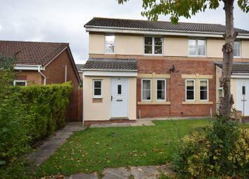 Thumbnail 3 bed semi-detached house to rent in Moorside Drive, Carlisle