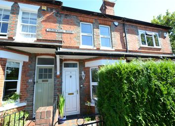 Thumbnail 3 bedroom terraced house for sale in Cromwell Road, Caversham, Reading