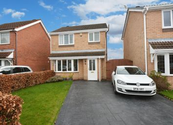 Thumbnail 3 bed detached house for sale in Marquis Drive, Heald Green, Cheadle