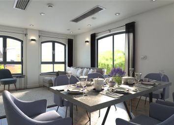Thumbnail 3 bedroom end terrace house for sale in Crabtree Lane, London