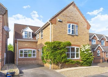Thumbnail 3 bed detached house for sale in Madely Close, Horncastle, Lincs