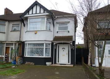 Thumbnail 3 bed end terrace house for sale in Eastern Avenue, Gants Hill