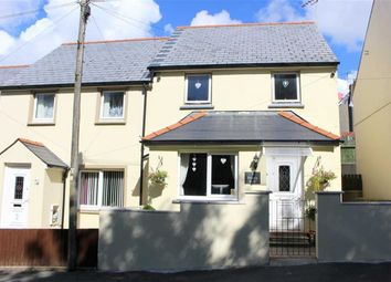 3 bed semi-detached house for sale in Priory Hill, Cromwell Road, Hubberston, Milford Haven SA73