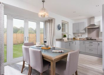 "3 bed detached house for sale in ""Derwent"" at Station Road, Methley, Leeds LS26"