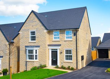 "Thumbnail 4 bed detached house for sale in ""Holden"" at Church Lane, Hoylandswaine, Sheffield"