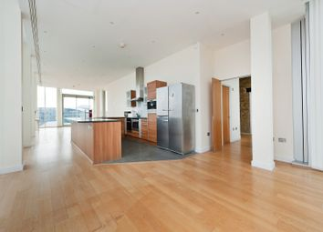 Thumbnail 2 bed flat for sale in Warehouse W, 3 Western Gateway, London