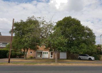 Thumbnail 4 bed property to rent in Manor Road Extension, Oadby, Leicester