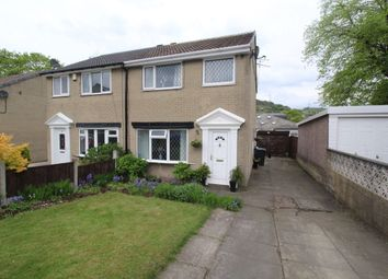 3 bed semi-detached house for sale in Oakdale Close, Halifax HX3
