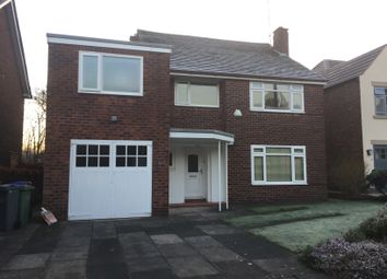 Thumbnail 5 bedroom detached house to rent in Partridge Avenue, Manchester