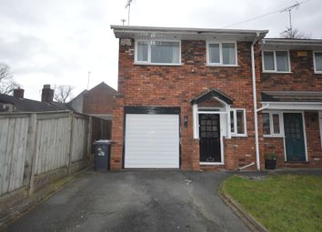 3 bed semi-detached house to rent in Union Street, Sandbach, Cheshire CW11