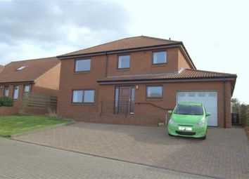 Thumbnail 3 bed detached house for sale in Eildon View, Tweedmouth, Berwick Upon Tweed
