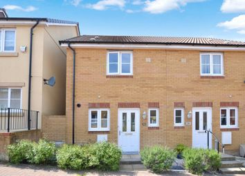 Thumbnail 2 bed semi-detached house for sale in Meadow Rise, Newton Abbot, Devon