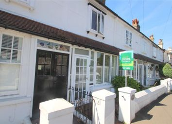 Thumbnail 2 bed terraced house for sale in Edwards Terrace, West Street, Sompting