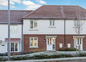 Thumbnail 2 bedroom terraced house to rent in Top Fair Furlong, Redhouse Park, Milton Keynes, Buckinghamshire