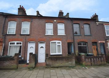 Thumbnail 3 bedroom terraced house to rent in Reginald Street, Luton