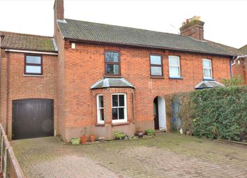 Thumbnail 4 bed semi-detached house for sale in Cemetery Road, Dereham