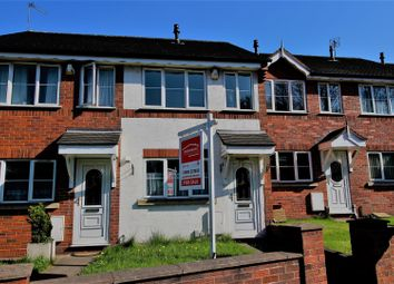 Thumbnail 2 bed terraced house for sale in St. Pauls Road, Rugeley