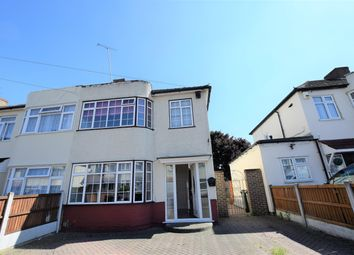 Thumbnail 3 bedroom end terrace house for sale in Stanley Avenue, Dagenham