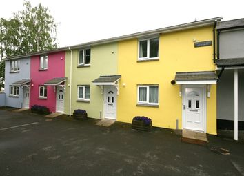 Thumbnail 2 bedroom end terrace house to rent in Topsham Road, Newport Park, Exeter