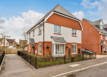 Thumbnail 4 bed detached house for sale in Langwood Drive, Horley