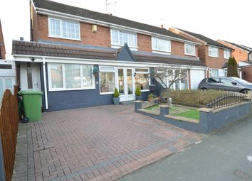 Thumbnail 3 bed semi-detached house for sale in Beacon Road, Park Farm, Great Barr