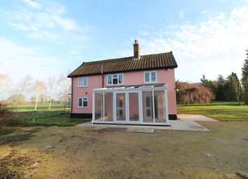 Thumbnail 2 bed detached house to rent in Walsham-Le-Willows, Bury St. Edmunds