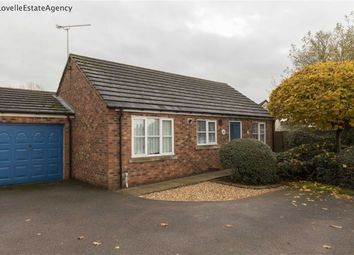 Thumbnail 2 bed bungalow for sale in Priory Lane, Scunthorpe