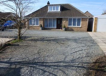 Thumbnail 3 bed detached bungalow for sale in York Road, Cliffe