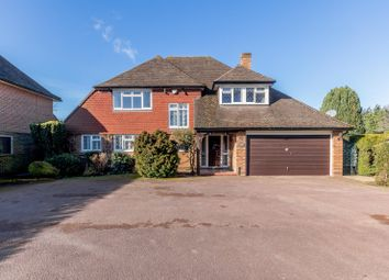 Thumbnail 5 bed detached house to rent in Ashley Park Avenue, Walton-On-Thames