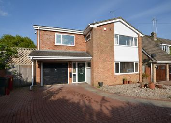 Thumbnail 4 bedroom detached house for sale in Cromer Close, Tilehurst, Reading