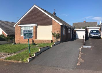 Thumbnail 2 bed detached bungalow for sale in Homefield Close, Ottery St. Mary