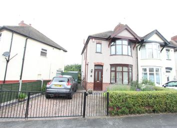 Thumbnail 2 bed semi-detached house for sale in Oban Road, Hinckley