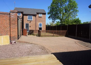 Thumbnail 2 bed detached house for sale in Newport Road, Stafford