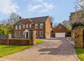 Thumbnail 5 bed detached house for sale in The Meadows, Old Main Road, Barnoldby-Le-Beck, Grimsby