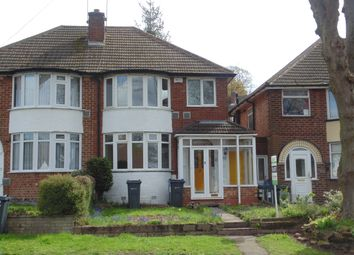 Thumbnail 3 bedroom semi-detached house to rent in Old Walsall Road, Great Barr