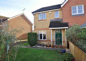 Thumbnail 2 bed semi-detached house for sale in Raymond Fuller Way, Kennington, Ashford