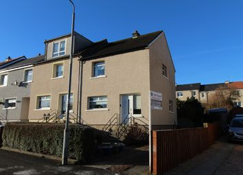 Thumbnail 2 bedroom end terrace house for sale in Hillside Crescent, Coatbridge