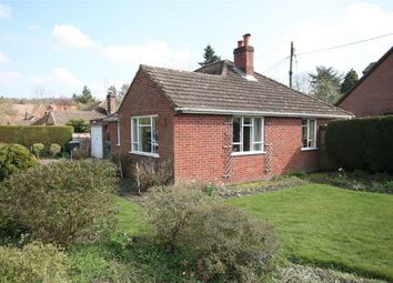 Thumbnail 2 bed detached bungalow for sale in Hermitage, Thatcham, Berkshire