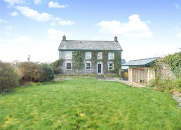 Thumbnail 5 bedroom detached house for sale in Liftondown, Lifton, Devon