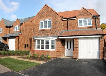 Thumbnail 4 bed detached house to rent in Golden Nook Road, Cuddington, Northwich, Cheshire.