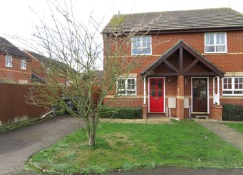Thumbnail 2 bed property to rent in Hartland Drive, Market Harborough