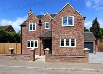Thumbnail 3 bed detached house for sale in Measham Road, Appleby Magna