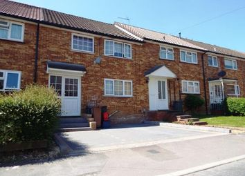 Thumbnail 3 bed terraced house for sale in Kymswell Road, Stevenage, Hertfordshire, England