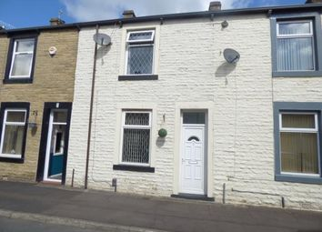 Thumbnail 2 bed terraced house for sale in Snowden Street, Burnley, Lancashire
