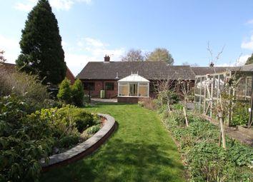 Thumbnail 2 bed detached bungalow for sale in Claypit Road, Foulsham, Dereham