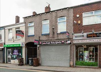 Thumbnail Commercial property for sale in 22 Heath Street, Golborne, Warrington