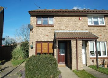 Thumbnail 2 bed end terrace house for sale in Sarre Avenue, Hornchurch