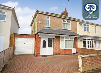 Thumbnail 3 bed semi-detached house for sale in Clifford Bridge Road, Binley, Coventry